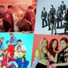 BTS, NCT 127, ATEEZ, BLACKPINK, And MONSTA X Rank High On Billboard's World Albums Chart