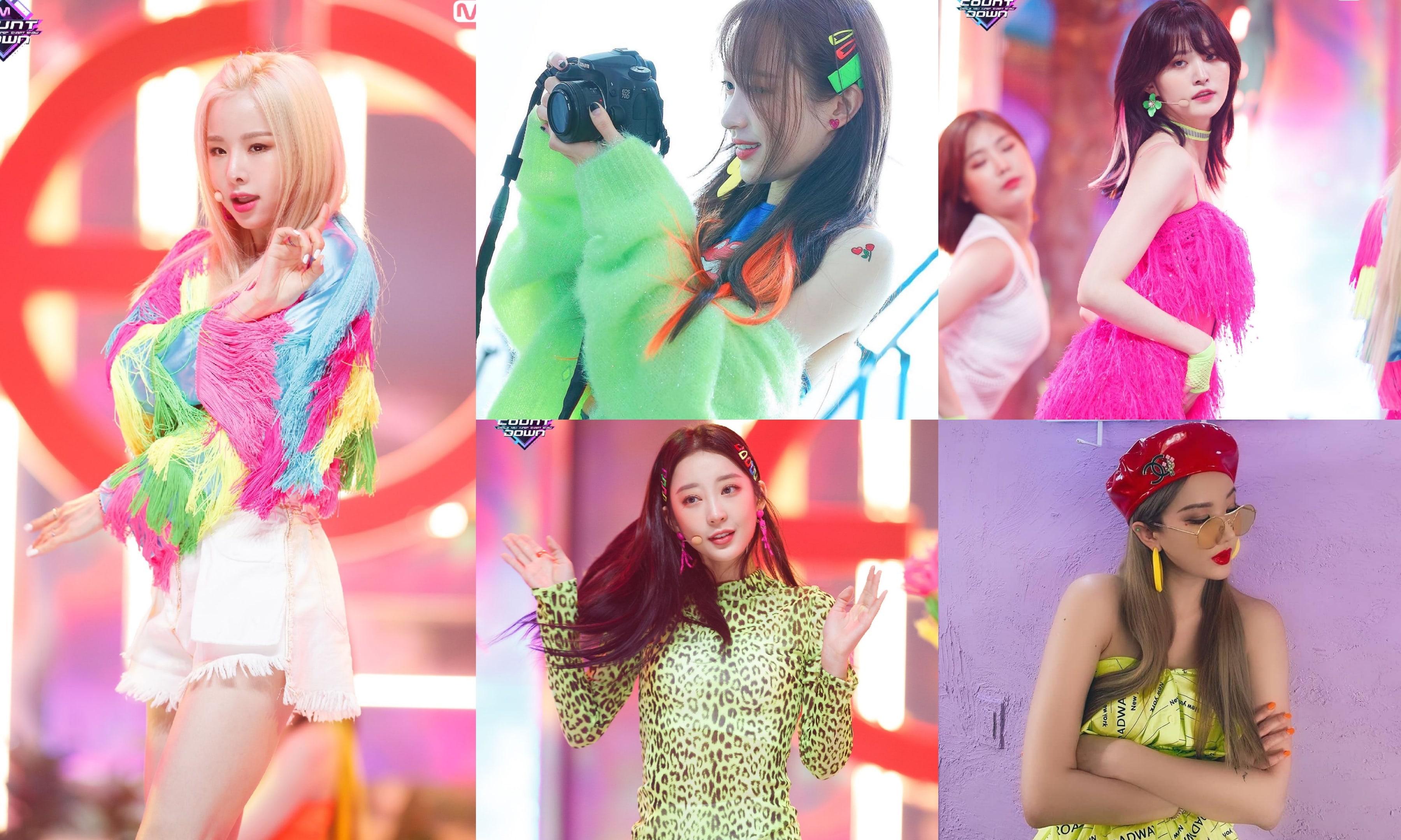 K-Pop Stars Who Flawlessly Rock The Neon Trend   Soompi