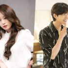 "T-ara's Jiyeon And Song Jae Rim Transform Into Members Of An Orchestra In First Look At ""I Wanna Hear Your Song"""