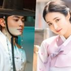 """ASTRO's Cha Eun Woo And Shin Se Kyung Dazzle In 2nd Posters For """"Rookie Historian Goo Hae Ryung"""""""