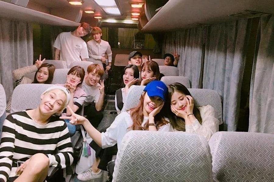 Cute Guy-Girl Friendships In The Korean Entertainment Industry | Soompi