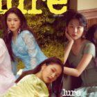 """Red Velvet Talks About """"Zimzalabim"""" Being Their Hardest Choreography Yet"""