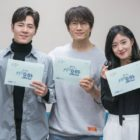 Ji Sung, Lee Se Young, Lee Kyu Hyung, And More Gather For 1st Script Reading Of New Medical Drama