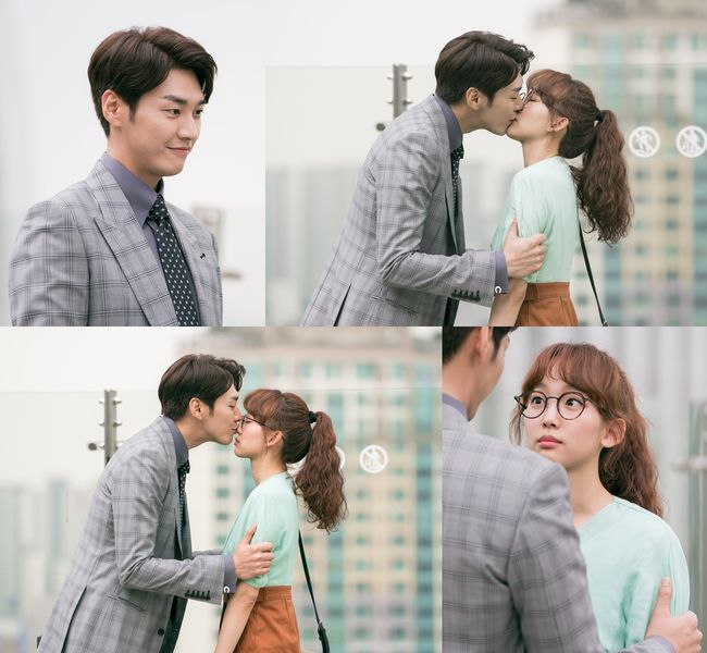 "[K-Drama]: With just two episodes left until the finale, SBS's ""The Secret Life of My Secretary"" has revealed new stills"