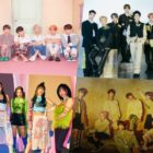 BTS, NCT 127, Red Velvet, Stray Kids, And More Take High Rankings On Billboard's World Albums Chart