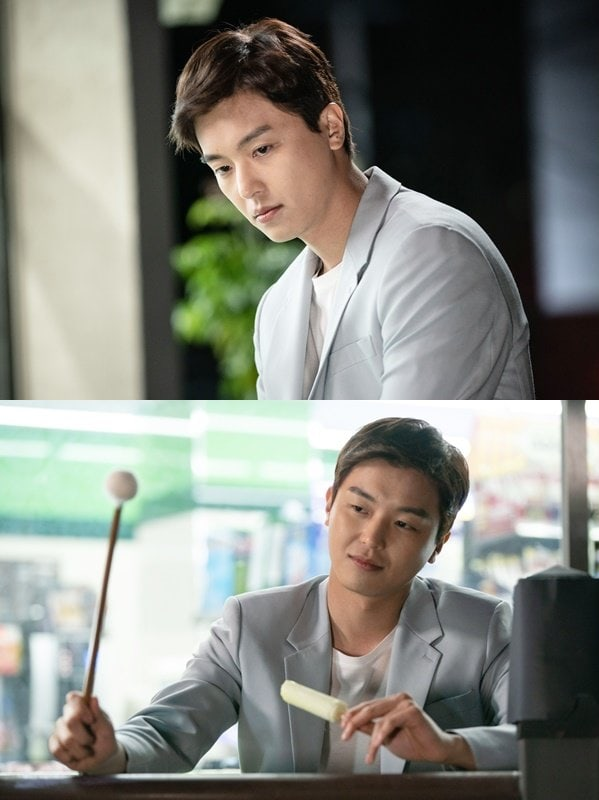 Yeon Woo Jin Shows Different Sides To His Character In ...
