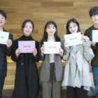 "Ahn Jae Hong, Chun Woo Hee, Gong Myung, And More Impress At ""Melo Is My Nature"" Script Reading"