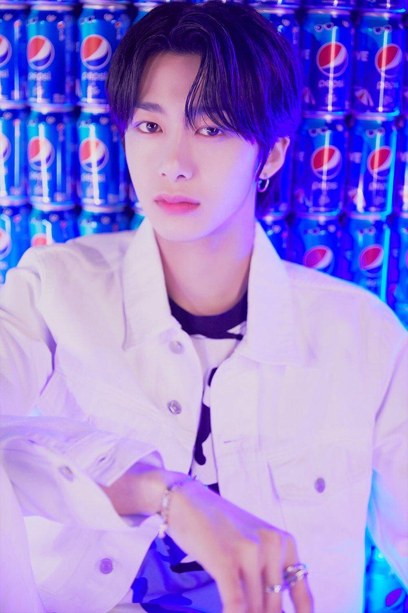 MONSTA X Hyungwon Pepsi Cool Love