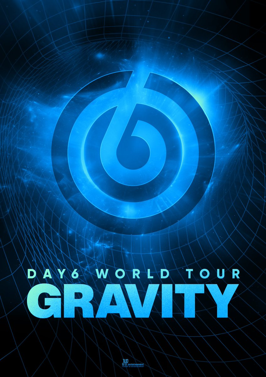 DAY6 World Tour Gravity