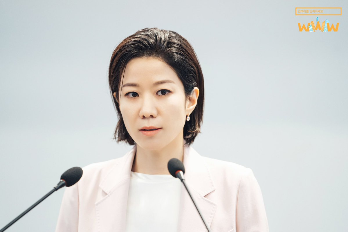 "[K-Drama]: ""Search: WWW"" has released teasers of Jeon Hye Jin preparing for a counterattack against Im Soo Jung and Lee Da Hee."