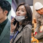 "Sung Hoon, Han Bo Reum, And B1A4's Baro Get Ready To Save A Company In New Drama ""Level Up"""