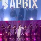 "Watch: AB6IX And Park Bom Perform On ""Immortal Songs"" For The First Time"