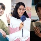 "INFINITE's L, Shin Hye Sun, And Lee Dong Gun Are Passionate And Hard-Working On ""Angel's Last Mission: Love"" Set"