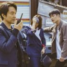 "Han Suk Kyu, Kim Hyun Joo, And Seo Kang Joon Start A Tense Partnership In ""Watcher"""