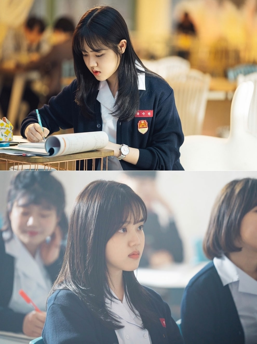 "[K-Drama]: ""Moments of 18"" has shared their first character stills of Kim Hyang Gi"