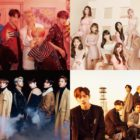 Japan's Tower Records Announces Best-Selling Korean Albums For 1st Half Of 2019