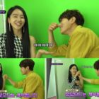 """Watch: INFINITE's L And Shin Hye Sun Are Adorable And Ship-Worthy In Making Video For """"Angel's Last Mission: Love"""""""
