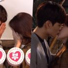 "Watch: Yeo Jin Goo And Minah Get Shy While Filming Kiss Scene For ""Absolute Boyfriend"""