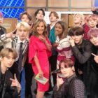 "Watch: The Boyz Prepares For U.S. TV Debut In New Behind-The-Scenes Footage Shared By ""Good Day New York"" Anchor"