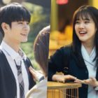"Ong Seong Wu And Kim Hyang Gi Can't Stop Laughing Behind The Scenes Of ""Moments Of 18"""