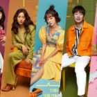 """JTBC's New Rom-Com """"Melo Is My Nature"""" Reveals Fun Sneak Peek At Characters In New Posters"""