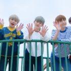 "Watch: TXT Has A Blast Overseas In Fun Selfie MV For ""Our Summer"""