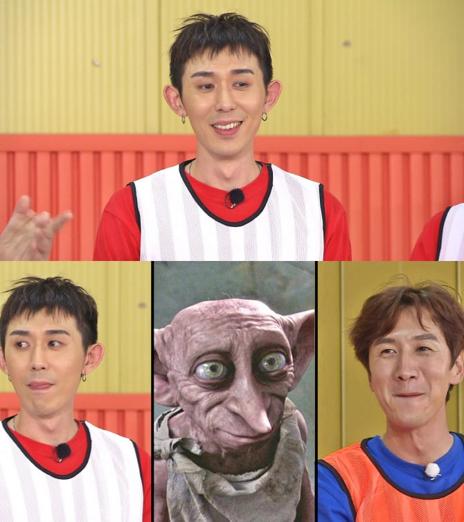 Lee Kwang Soo And Code Kunst Draw Attention For Resemblance To Famous Literary Character On Running Man Soompi