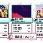 """Watch: GFRIEND Takes 5th Win For """"Fever"""" On MBC's """"Music Core""""; Performances By Baekhyun, Chungha, Ha Sung Woon, And More"""