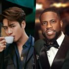 GOT7's Jackson Shares Adorable Exchange With Kevin Hart After The Comedian Shows Love For His Latest Song