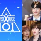 """Produce X 101"" Tops Buzzworthy Non-Drama TV Show Rankings For 11th Consecutive Week"