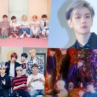 BTS, Baekhyun, NCT 127, MONSTA X, And EXO Rank High On Billboard's World Albums Chart
