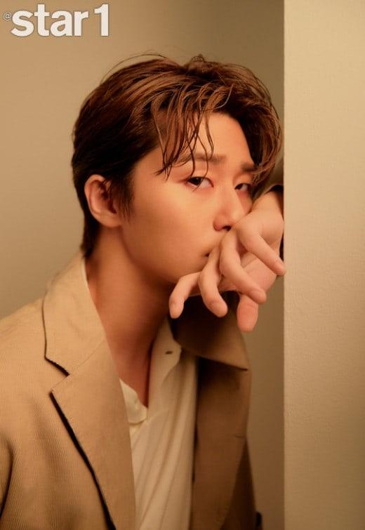 Park Seo Joon compartilha excitação por seu novo filme
