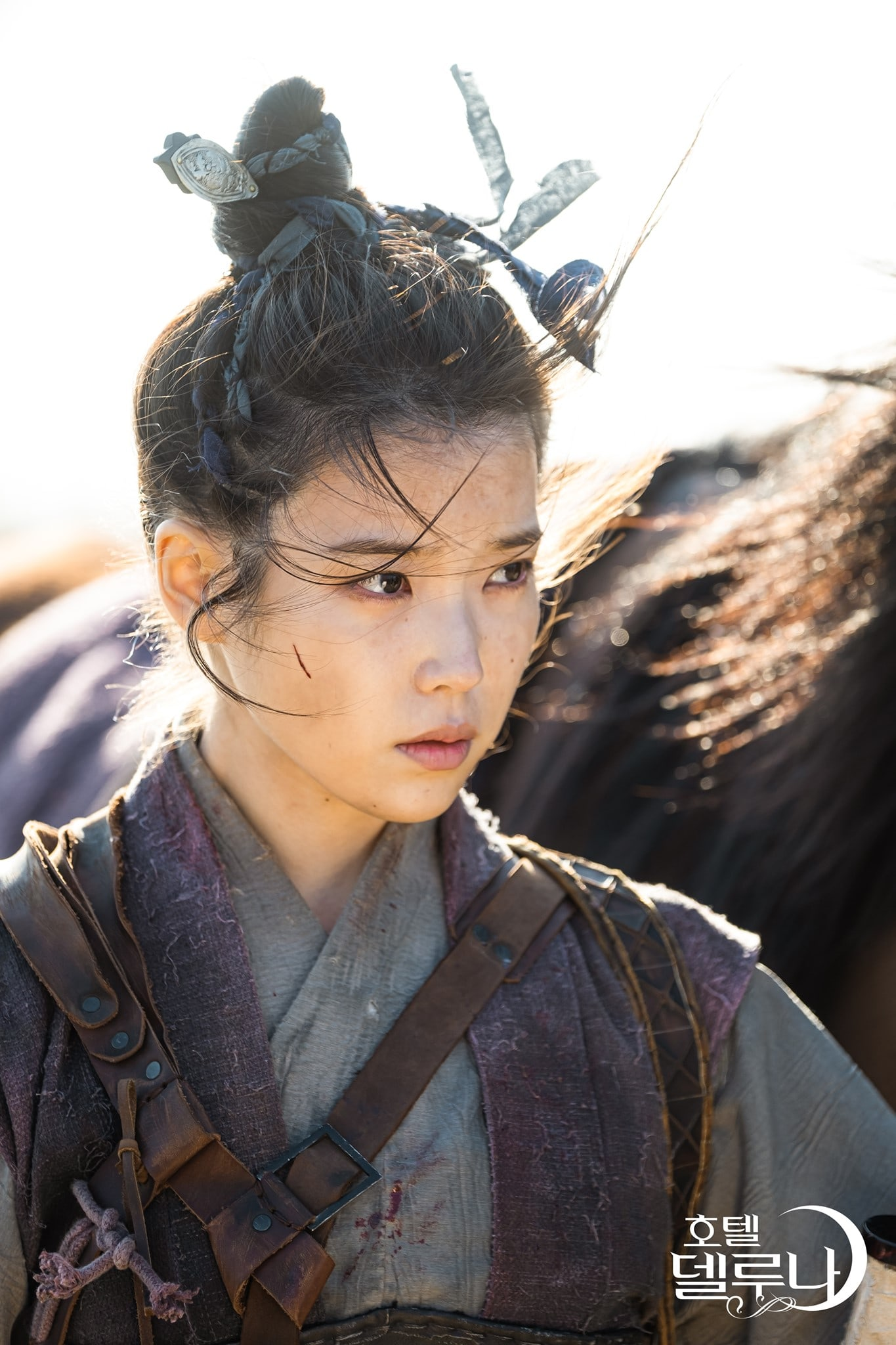 """""""Hotel Del Luna"""" Reveals Another Glimpse Of IU's Mysterious Past 