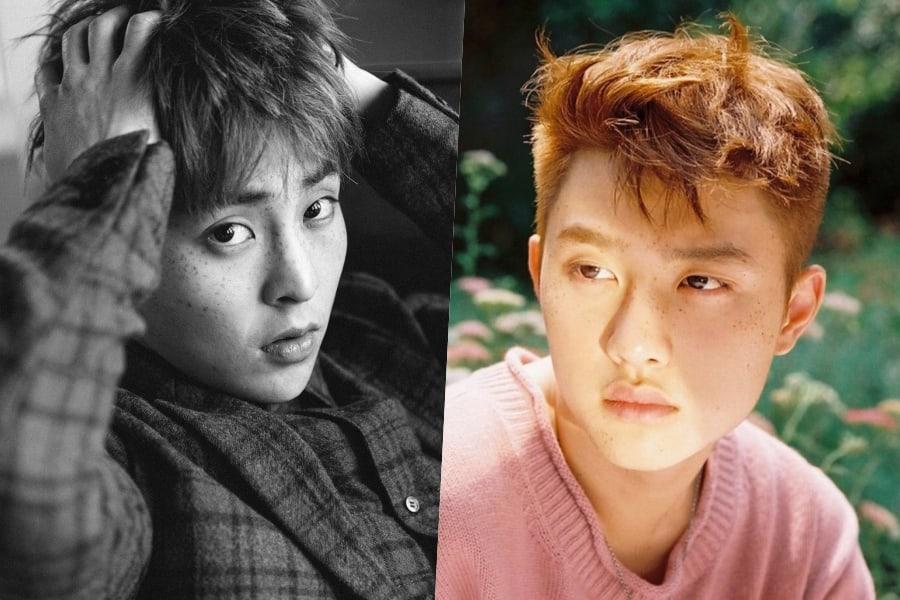 Xiumin dan D.O EXO