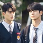 "Ong Seong Wu And Shin Seung Ho Face Off In Upcoming Drama ""Moments Of 18"""