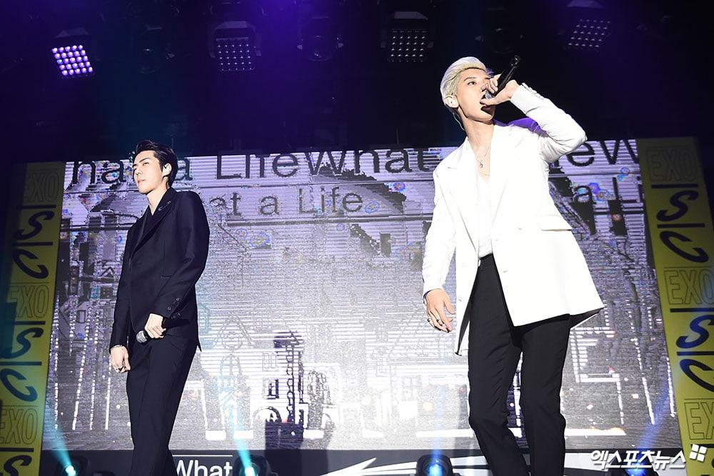 EXO-SC On Tackling Hip Hop Genre In Debut Album, EXO Members