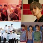BTS, EXO's Baekhyun, NCT 127, DAY6, PENTAGON, And More Rank High On Billboard's World Albums Chart