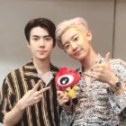 EXO-SC Sets New Record On Weibo With Impressive View Count For Live Broadcast