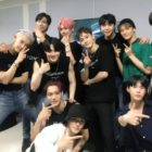 TVXQ And NCT 127 Members Cheer On EXO At Concert