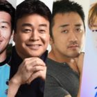 July Male Advertisement Model Brand Reputation Rankings Revealed