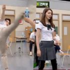 Watch: Girls' Generation's YoonA And Jo Jung Suk Take On The Bottle Cap Challenge