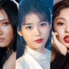 July Female Advertisement Model Brand Reputation Rankings Revealed