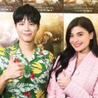 Park Bo Gum Sweetly Responds To Actress Anne Curtis's Tweet