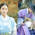 "Shin Se Kyung, ASTRO's Cha Eun Woo, And More Are All Smiles On Set Of ""Rookie Historian Goo Hae Ryung"""