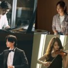 "Yeon Woo Jin, Kim Sejeong, Song Jae Rim, And Jiyeon Form The Perfect Orchestra In ""I Wanna Hear Your Song"""