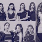 "AOA, MAMAMOO, Park Bom, And More Show Fierce Confidence In ""Queendom"" Posters"