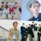BTS, EXO's Baekhyun, EXO-SC, And NCT 127 Take High Rankings On Billboard's World Albums Chart
