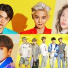 EXO-SC, Girls' Generation's Taeyeon, Kang Daniel, And BTS Top Gaon Weekly Charts
