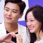 gugudan's Kim Sejeong And Yeon Woo Jin Talk About Their 12-Year Age Difference