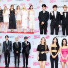 Stars Light Up The Red Carpet At The 2019 M2 X Genie Music Awards